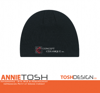 Broderie Tuque